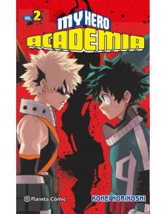 My Hero Academia Nº2 [Rustica]