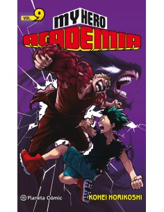 My Hero Academia Nº9 [Rustica]