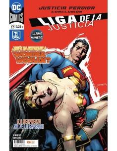 Liga de la Justicia Nº23 /...