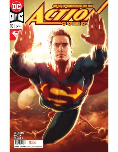 Superman: Action Comics Nº10...