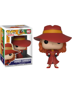 FUNKO POP! Carmen Sandiego