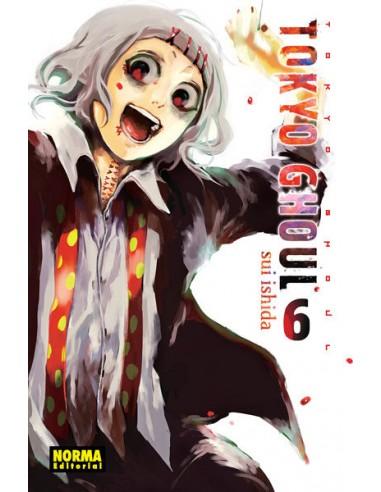 Tokyo Ghoul Nº06 [Rústica]