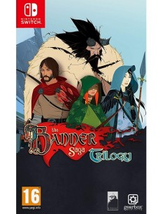 The Banner Saga Trilogy...