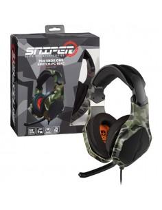 Headset Indeca Sniper...