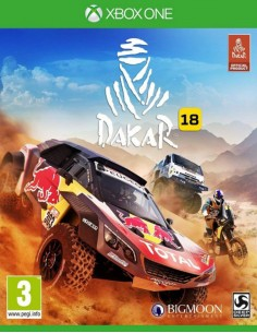 Dakar 18 Day One Edition...