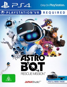 Astro Bot Rescue Mission (PS4)