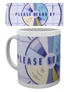 Taza Fallout Please Stand By