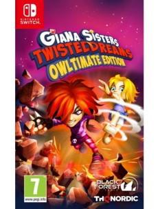 Giana Sisters: Twisted...