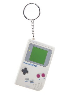 Llavero Nintendo Game Boy