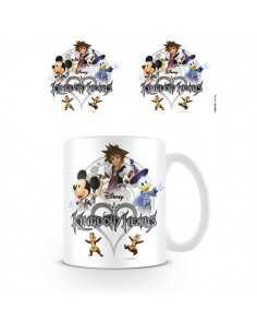 Taza Kingdom Hearts