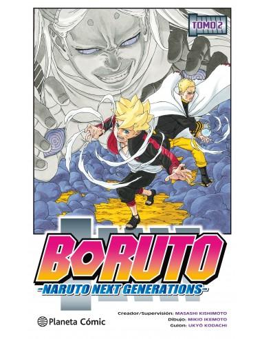 Boruto: Naruto Next Generations Nº2...