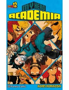 My Hero Academia Nº12...