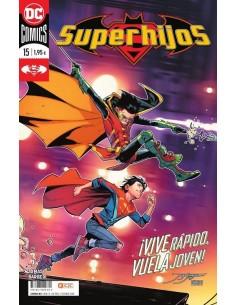Superhijos Nº15 (Universo...