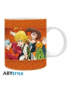 Taza The Seven Deadly Sins