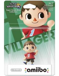Figura Amiibo Villager...