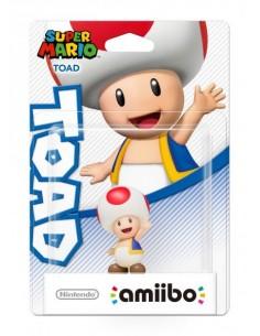 Figura Amiibo Toad (Serie...