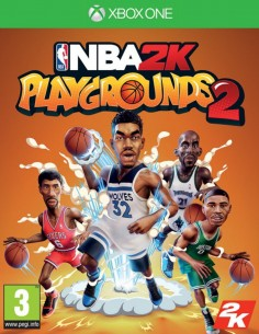 NBA 2K Playgrounds 2 (Xbox...