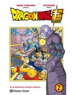 Dragon Ball Super Nº2...