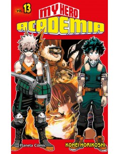 My Hero Academia Nº13...
