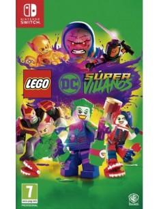 LEGO DC Super-Villanos...