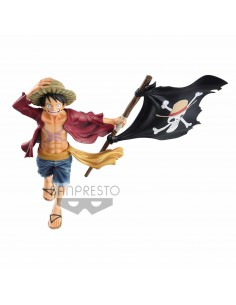 Figura One Piece Monkey D....