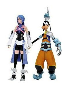 Figura Kingdom Hearts Aqua...