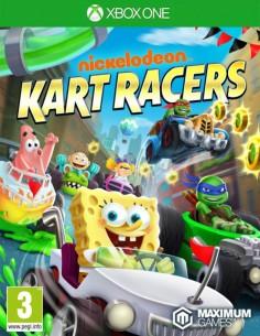Nickelodeon: Kart Racers...