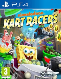 Nickelodeon: Kart Racers (PS4)