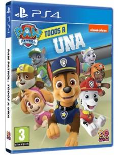 Paw Patrol: Todos a Una (PS4)