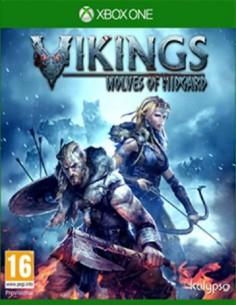Vikings Wolves of Midgard...