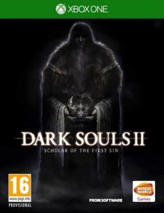 Dark Souls II GOTY Scholar...