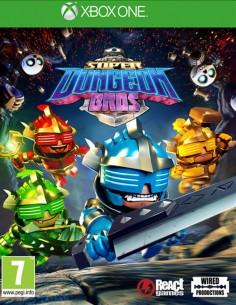 Super Dungeon Bros. (Xbox One)