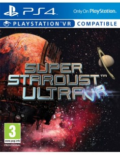 Super Stardust Ultra (PS4)