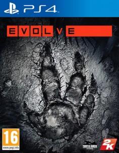 Evolve (Incluye Monster...