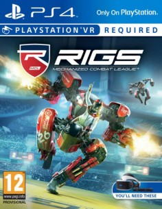 copy of Rigs: Mechanized...