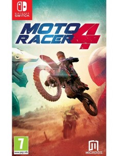 Moto Racer 4 (Switch)