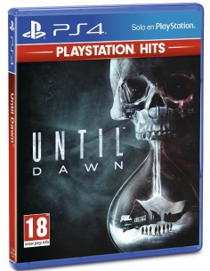 Until Dawn (Playstation...