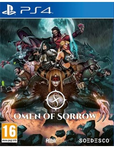 Omen of Sorrow (PS4)