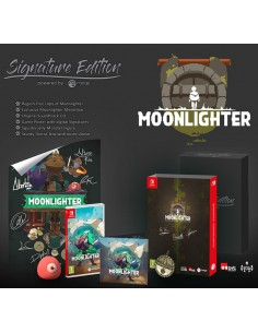 Moonlighter Edición...
