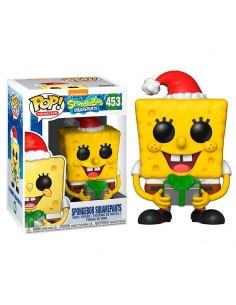 FUNKO POP! Bob Esponja Navidad