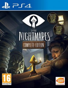 Little Nightmares Edición...