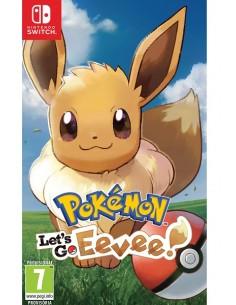 Pokémon Let's Go Eevee...