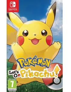 Pokémon Let's Go Pikachu...