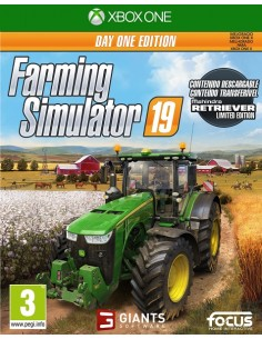 Farming Simulator 19 (Xbox...