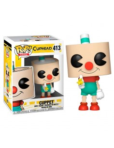 FUNKO POP! Cuphead Cuppet
