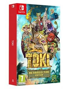 Toki Retrollector Edition...