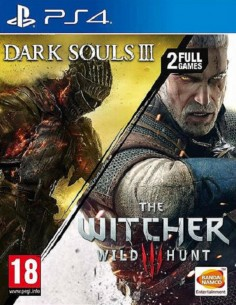 The Witcher 3 + Dark Souls...