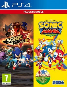 Sonic Forces + Sonic Mania...