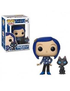 FUNKO POP! Coraline with Cat