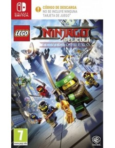 LEGO Ninjago Película (Switch)
